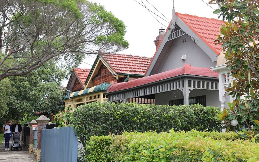 Suburb Feature: Stanmore's Architectural Design Details